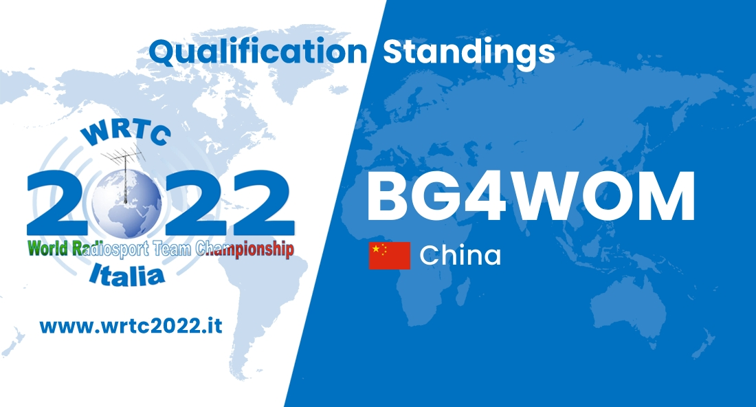 BG4WOM - China