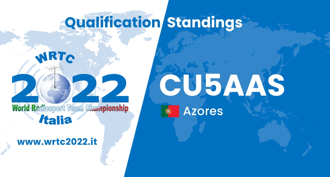 CU5AAS - Azores