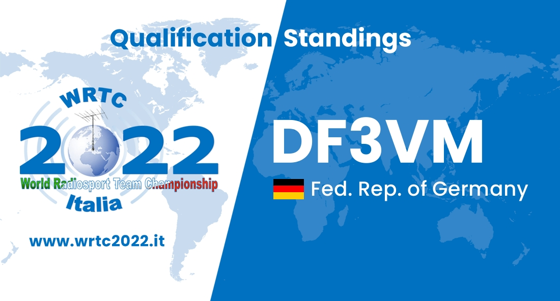 DF3VM - Fed. Rep. of Germany