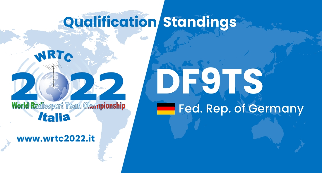 DF9TS - Fed. Rep. of Germany
