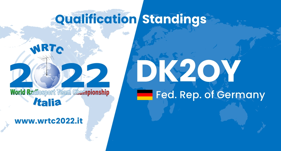 DK2OY - Fed. Rep. of Germany