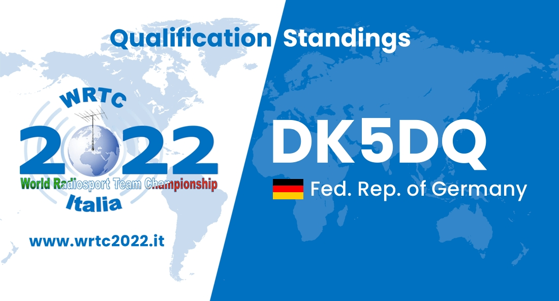 DK5DQ - Fed. Rep. of Germany
