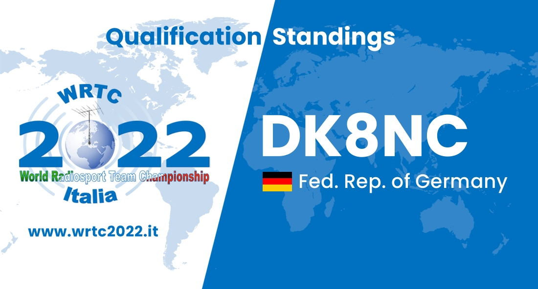 DK8NC - Fed. Rep. of Germany