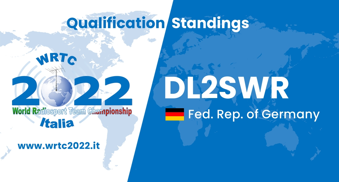 DL2SWR - Fed. Rep. of Germany