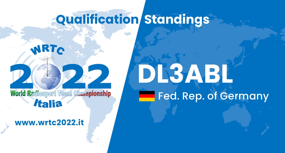 DL3ABL - Fed. Rep. of Germany