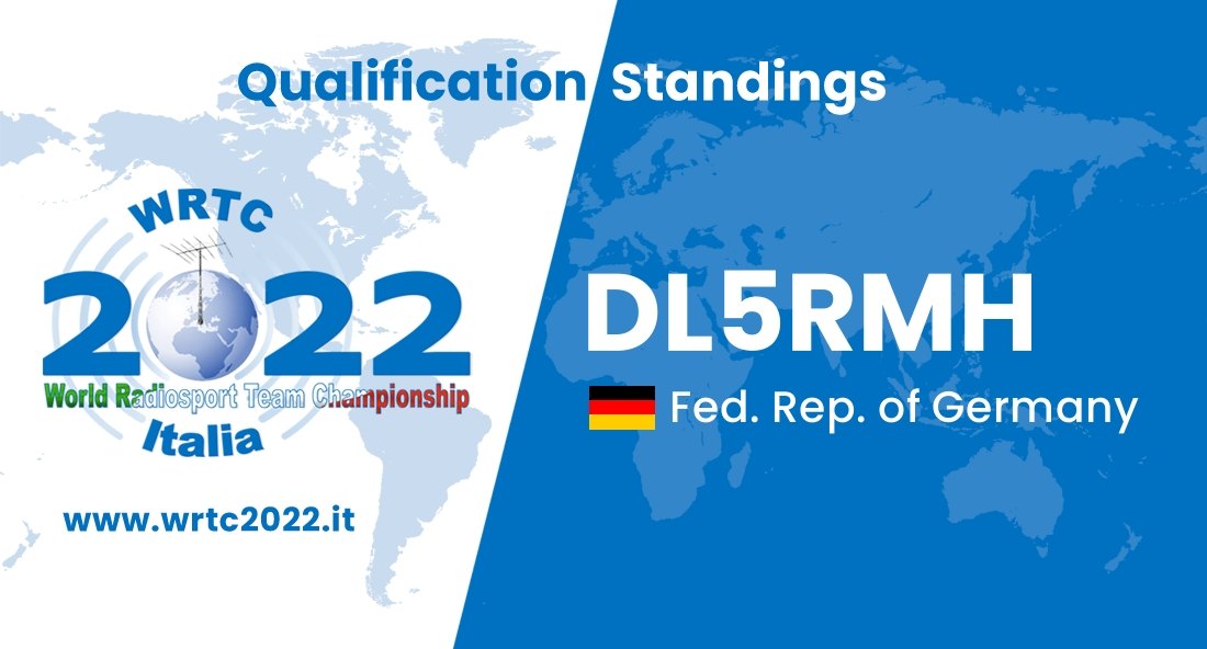 DL5RMH - Fed. Rep. of Germany