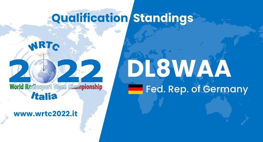 DL8WAA - Fed. Rep. of Germany