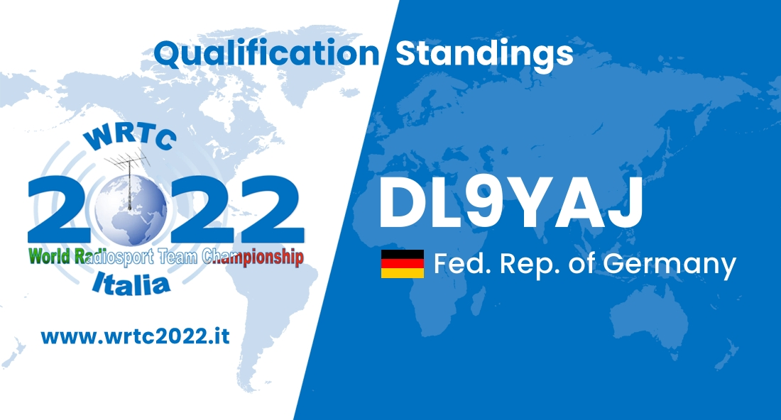 DL9YAJ - Fed. Rep. of Germany