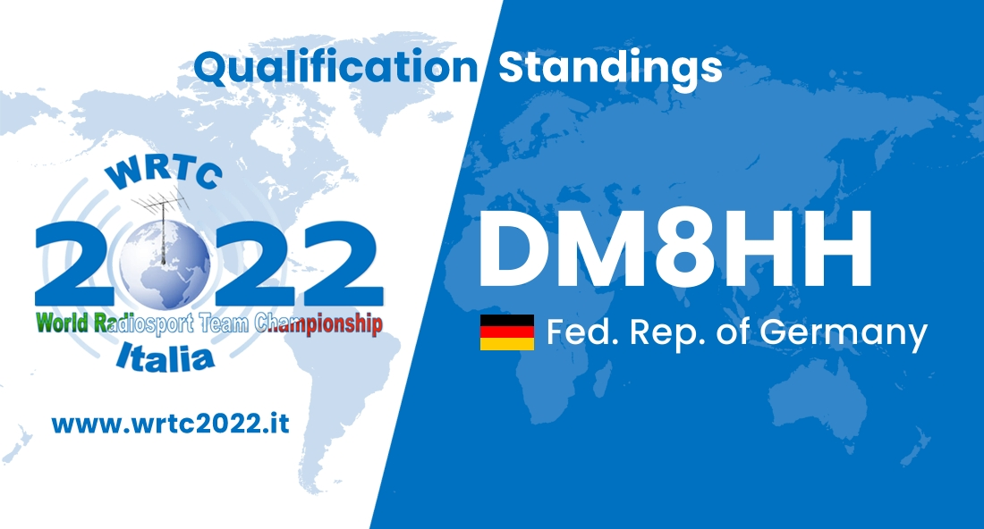 DM8HH - Fed. Rep. of Germany