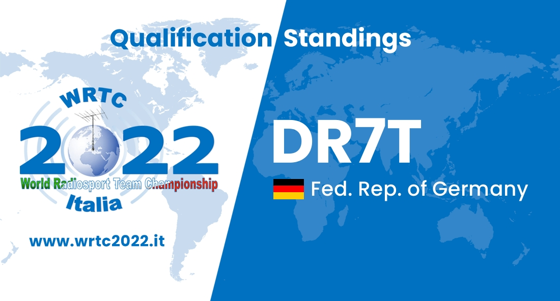 DR7T - Fed. Rep. of Germany