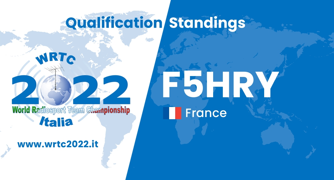 F5HRY - France