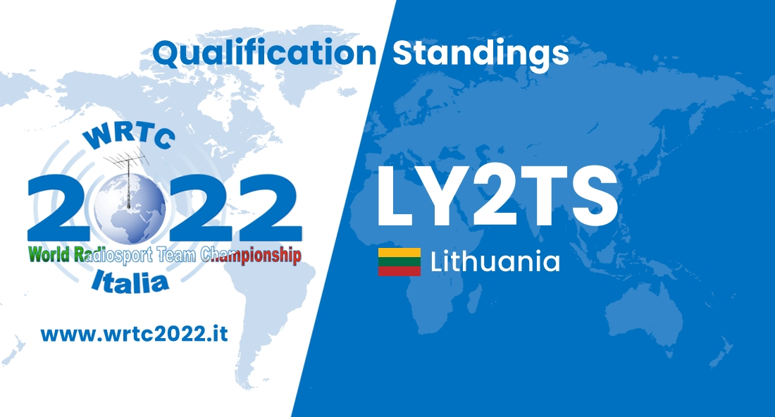 LY2TS - Lithuania