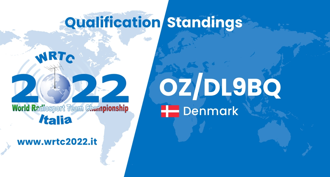OZ/DL9BQ - Denmark