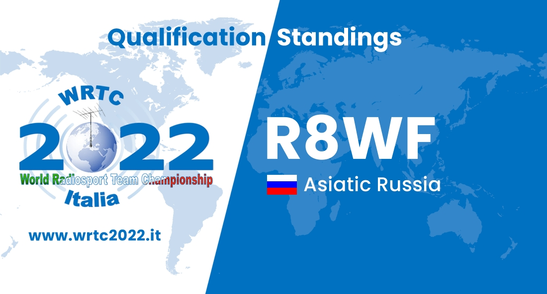 R8WF - Asiatic Russia
