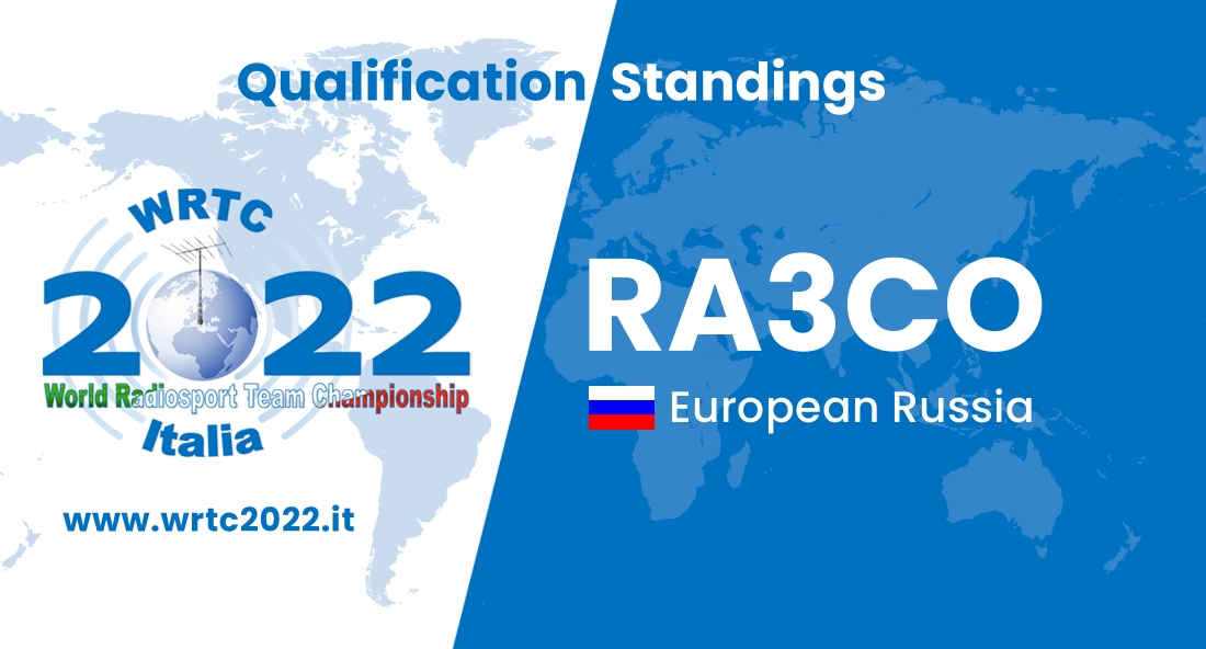 RA3CO - European Russia