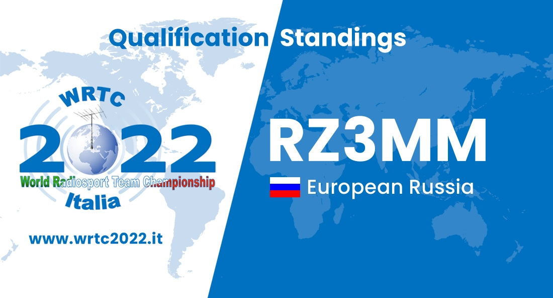 RZ3MM - European Russia