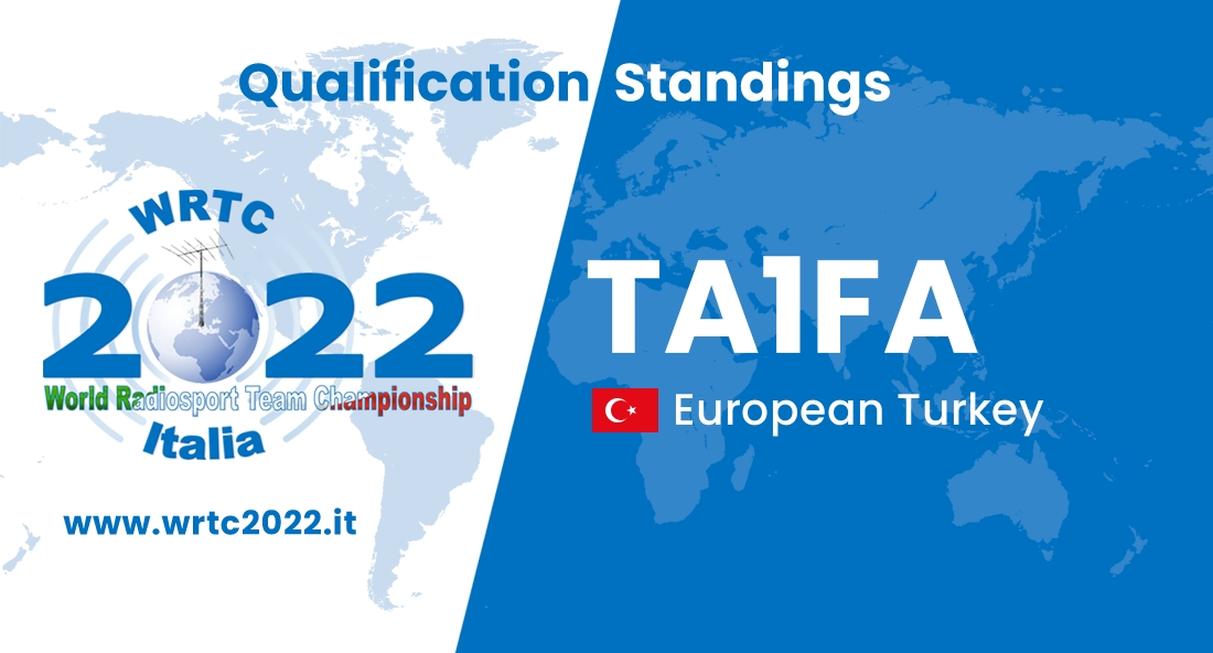 TA1FA - European Turkey