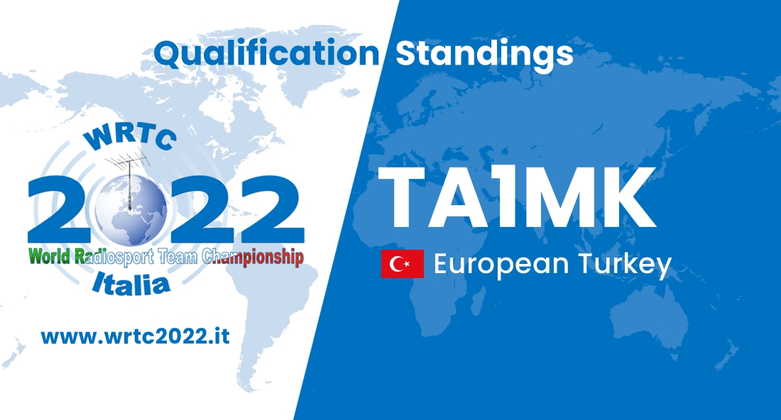 TA1MK - European Turkey