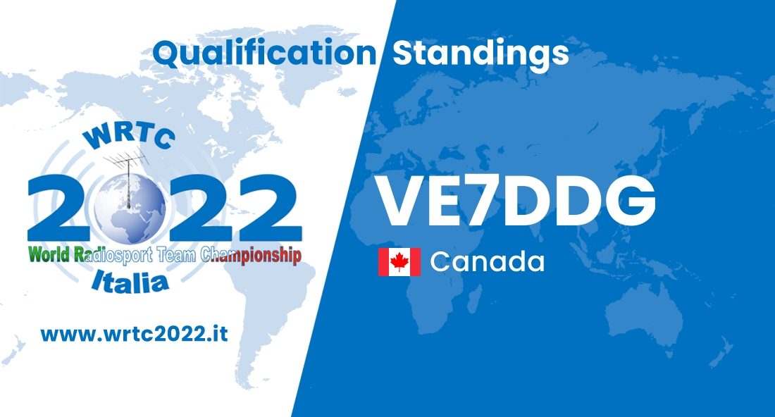 VE7DDG - Canada
