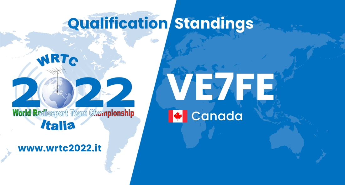 VE7FE - Canada