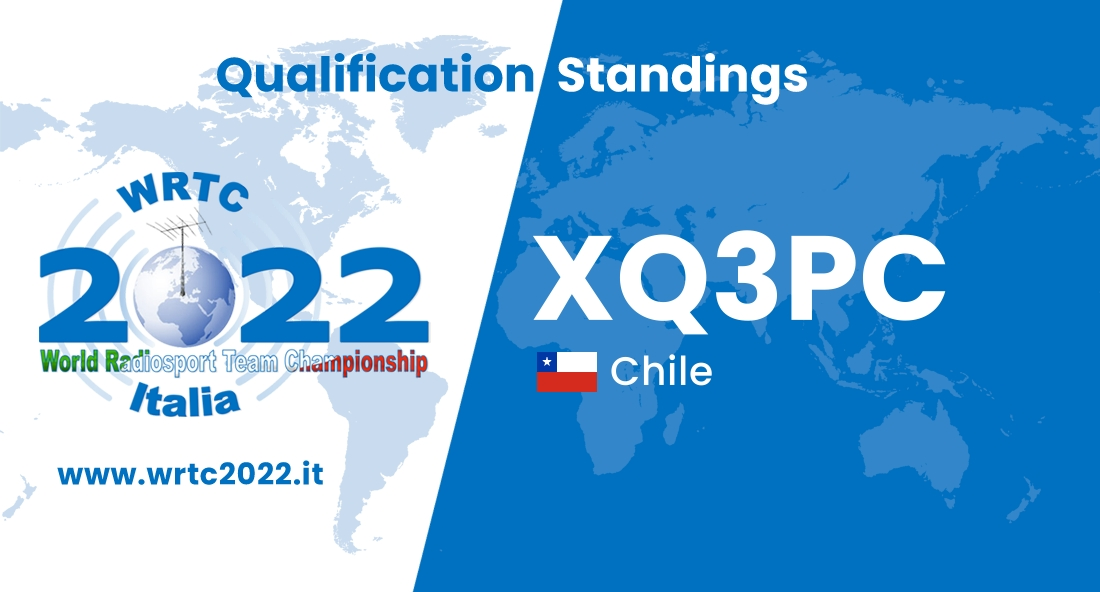 XQ3PC - Chile