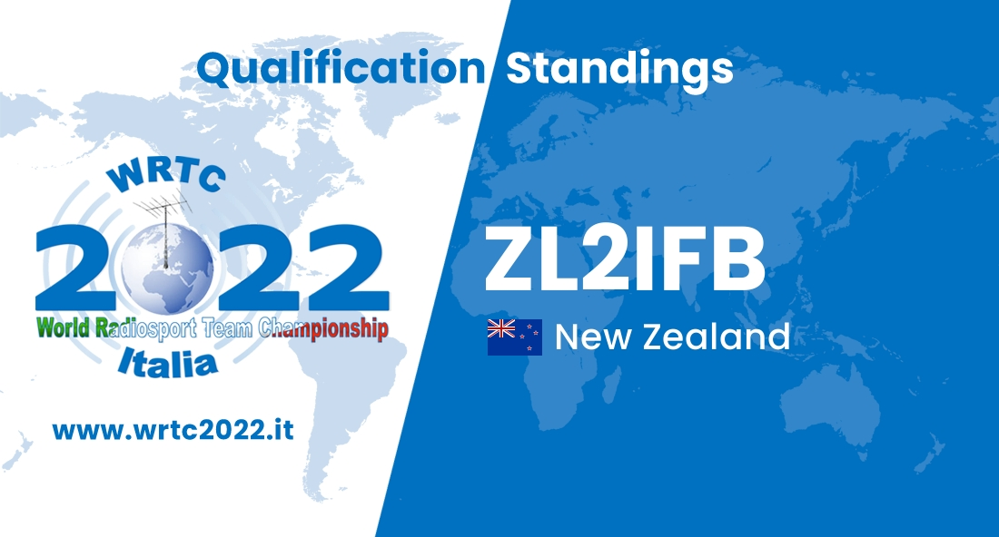 ZL2IFB - New Zealand